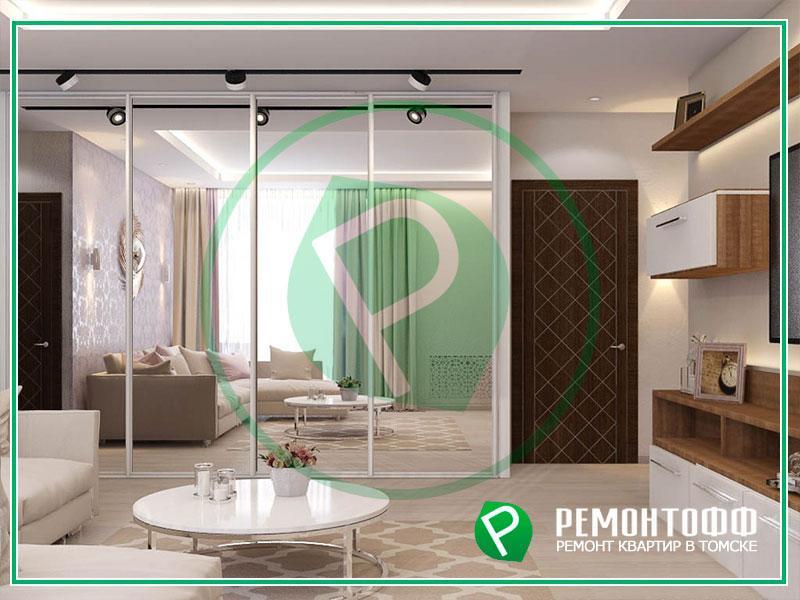 Дизайн гостиной комнаты 12м2 в современном стиле. Индивидуальный дизайн гостиной под ключ. Услуги разработки дизайна и ремонта квартир.
