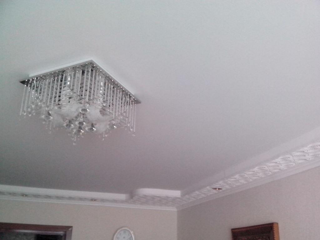 Матовые натяжные потолки цены от производителя Ремонтофф. Ремонт и отделка квартир под ключ.