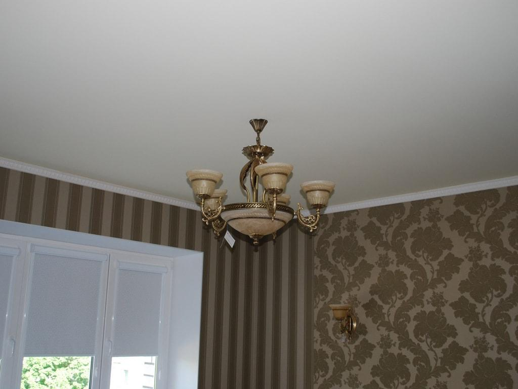 Тканевые натяжные потолки цена от производителя Ремонтофф. Ремонт и отделка квартир под ключ.